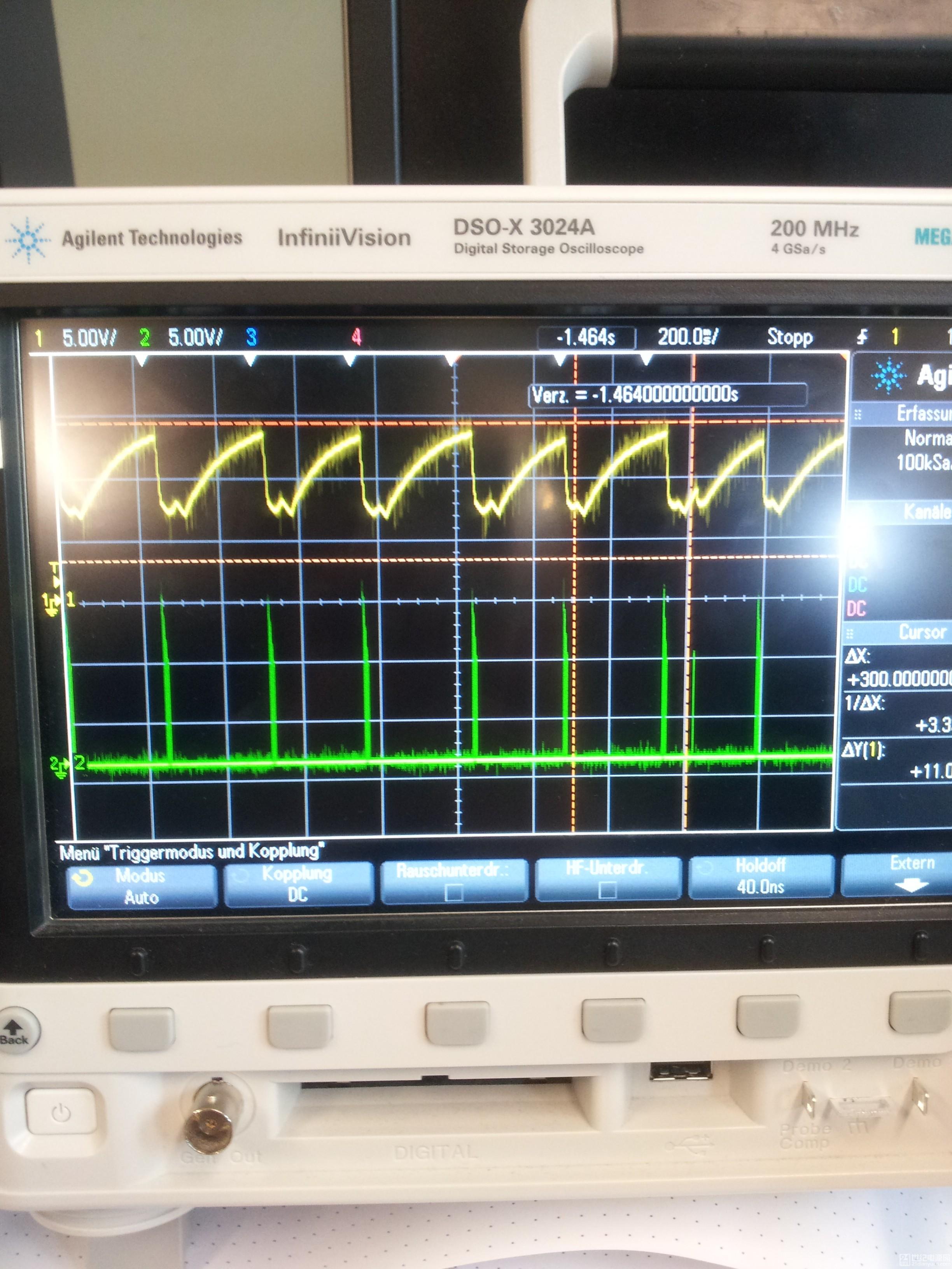 求助关于用ir2112s的自举电路驱动bldc,高端mosfet一直驱动不正常