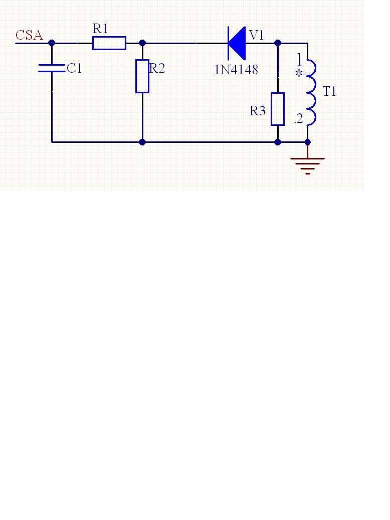 关于ucc28070的pfc 电流采样问题