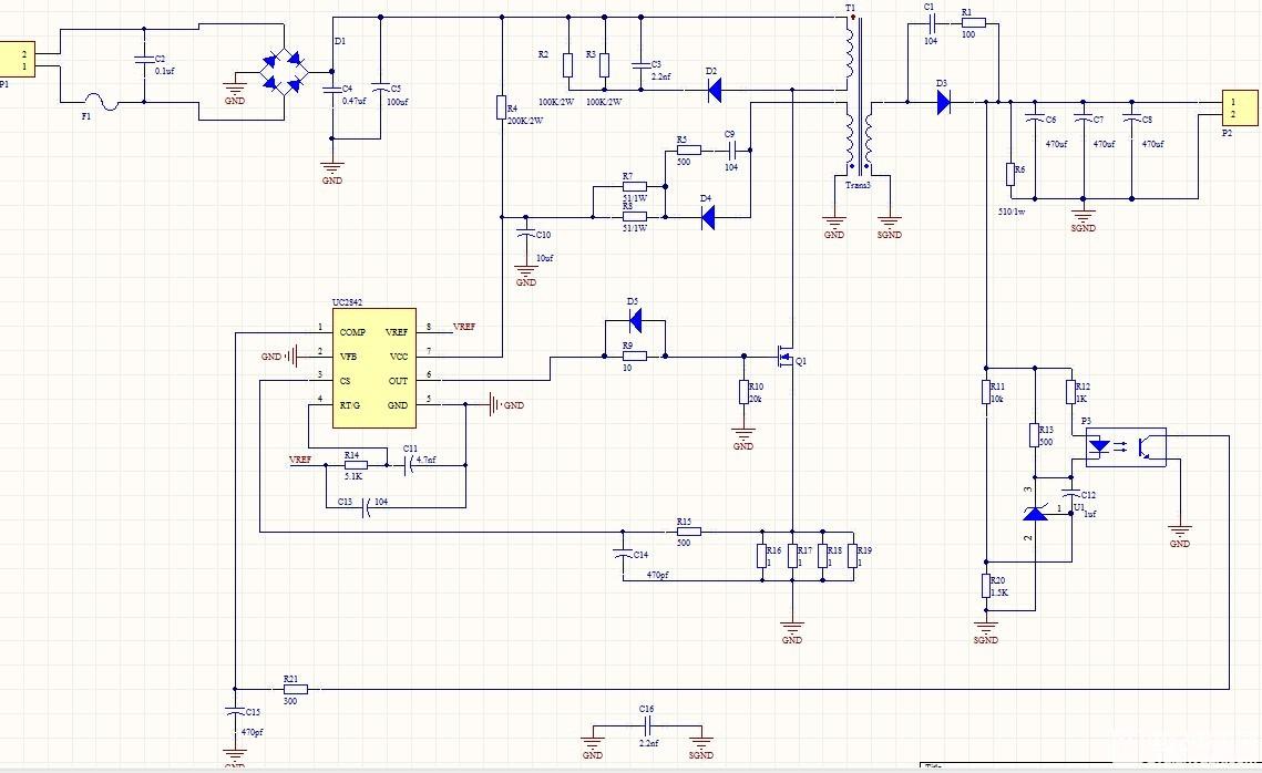 电路 电路图 电子 原理图 1139_698
