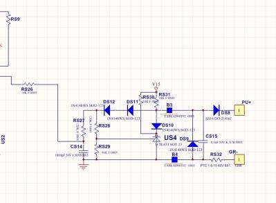 求这个0-10v的调光工作原理,只知道us1b是控制电压的