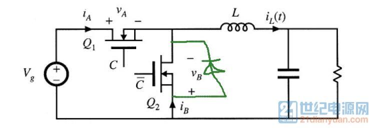 同步整流buck电路的问题?