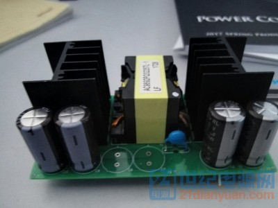 NCP1337电源输出100W`案例