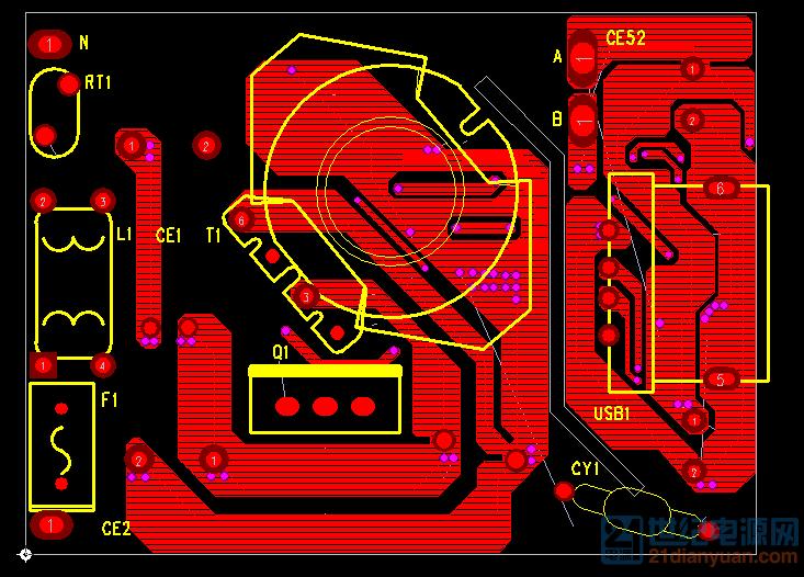快充,快充方案,适配器设计,快充协议,反激,反激电源,手机快充