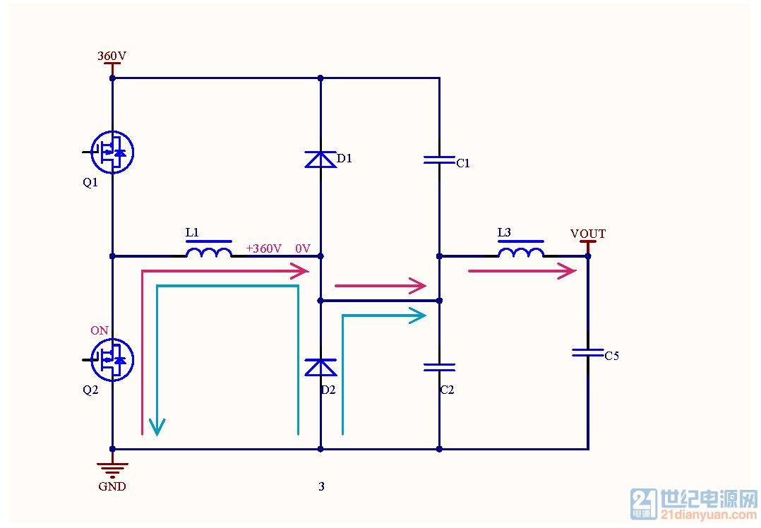 尝试用一种【zvs软开关电路】来做纯正弦波逆变器.