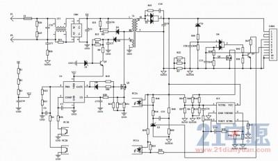 5V 2A/12V 1.5A智能自切换充电器