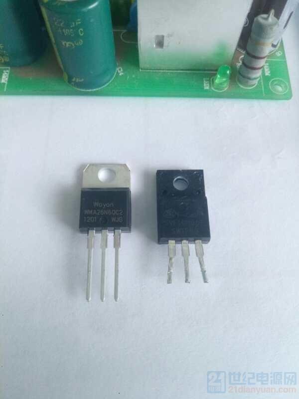 AC-DC双路55W电源。(隔离)