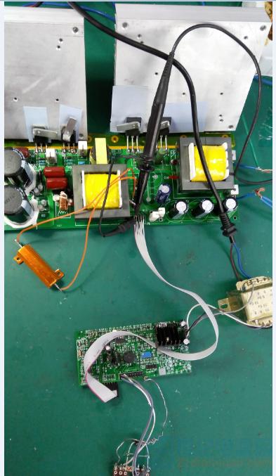 60V10A电压电流的半桥可调稳压恒流电源